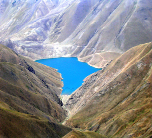 اطلاعات گردشگری دریاچه ولشت