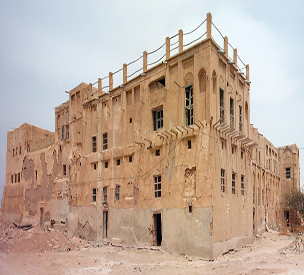 اطلاعات گردشگری قلعه مغویه یا شیخ سلطان
