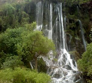 عکس اول آبشار شوی