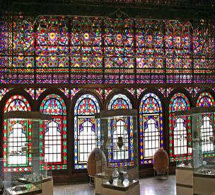 عکس دوم عمارت سالار سعید