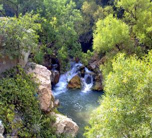 عکس دوم آبشار مارگون