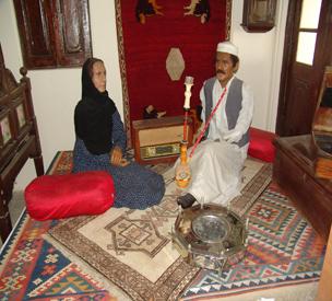 عکس دوم موزه مردم شناسی بوشهر