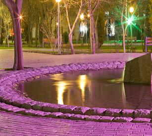 عکس دوم بوستان ملت مشهد