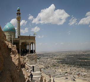 عکس دوم کوه خضر نبی
