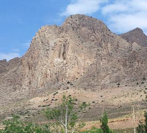 عکس دوم دیواره سنگسر سل