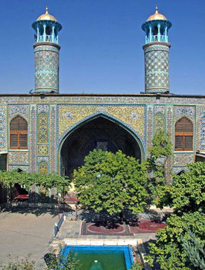 عکس دوم مسجد دارالاحسان