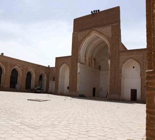 عکس دوم مسجد جامع تون