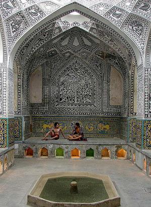 عکس دوم حمام خان سنندج
