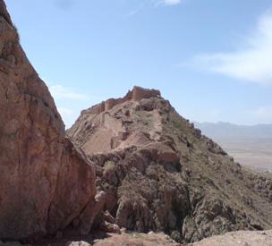 عکس دوم قلعه کوه قائن