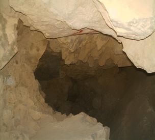 عکس دوم غارهای تاریخی چنشت
