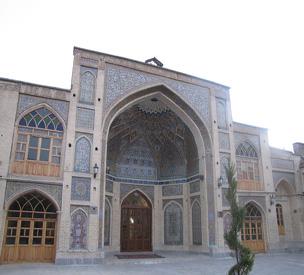 عکس دوم مسجد عمادالدوله
