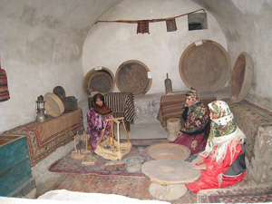 عکس دوم موزه مردم شناسی اردبیل