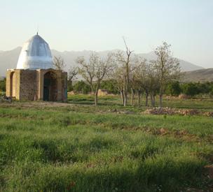 عکس دوم روستای بام