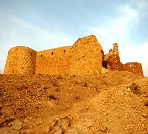 عکس دوم قلعه جلالالدین جاجرم