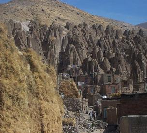 عکس دوم روستای کندوان
