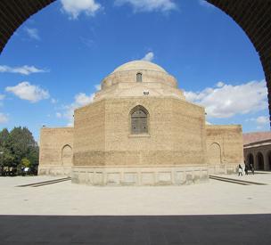 عکس دوم مسجد کبود