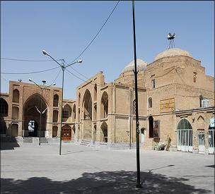 عکس دوم مسجد سرخ