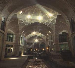 عکس دوم بازار تاریخی اردبیل