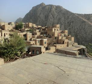 عکس دوم روستای مارین