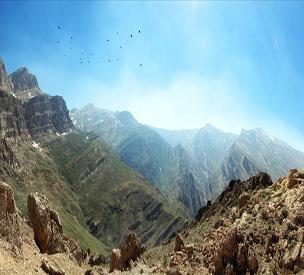 عکس دوم قله دنا