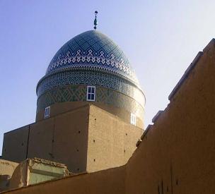 عکس دوم آرامگاه سید رکنالدین