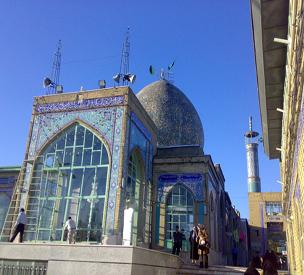 عکس دوم آرامگاه امامزاده سید ابراهیم
