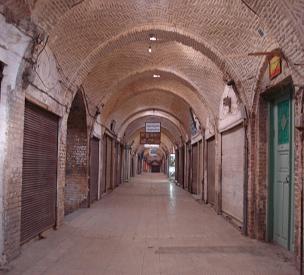 عکس دوم بازار زنجان