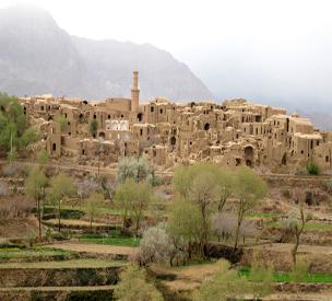 عکس دوم روستای خرانق