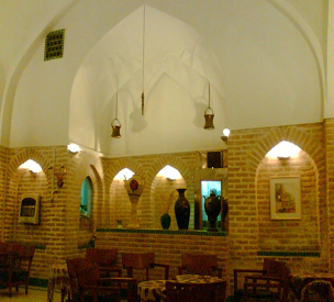 عکس دوم حمام خان یزد