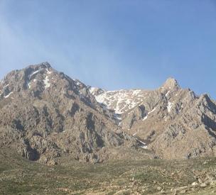 عکس دوم کوه جهان بین