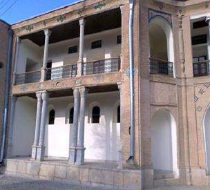 عکس دوم قلعه صمصامالسلطنه