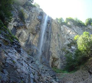 عکس دوم آبشار لاتون