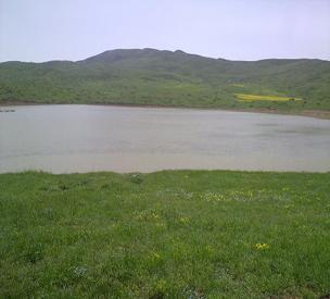 عکس دوم دریاچه خلشکوه
