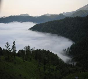 عکس دوم روستای ماکلوان