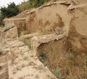 عکس دوم دیوار بزرگ گرگان