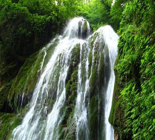 عکس دوم آبشار کبودوال