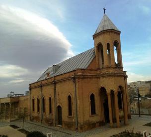 عکس دوم کلیسای گریگوری استپان