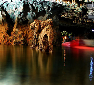 عکس دوم غار علیصدر