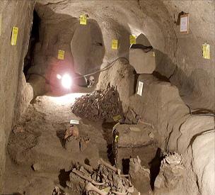 عکس دوم شهر زیرزمینی سامن