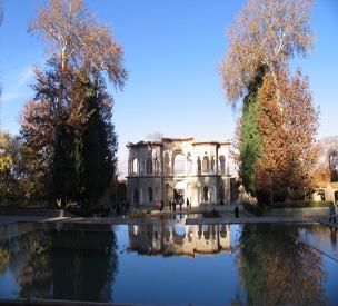 عکس دوم باغ شاهزاده ماهان