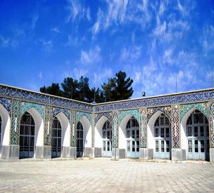 عکس دوم مسجد ملک