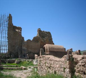عکس دوم تخت سلیمان