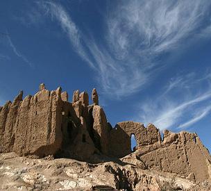 عکس دوم قلعه دختر