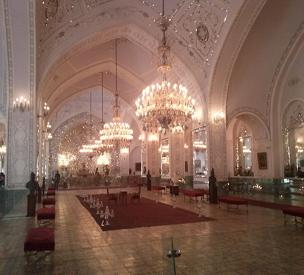 عکس دوم کاخ گلستان