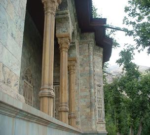 عکس دوم کاخ موزه سعدآباد
