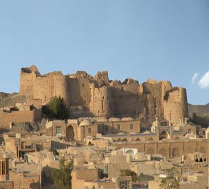 عکس دوم نارین قلعه نایین