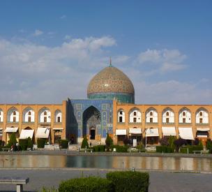 عکس دوم مسجد شيخ لطف الله