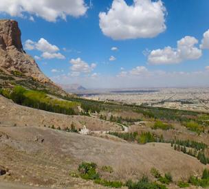 عکس دوم کوه صفه
