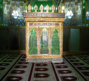 عکس دوم امامزاده طاهر
