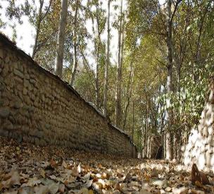 عکس دوم روستای برغان